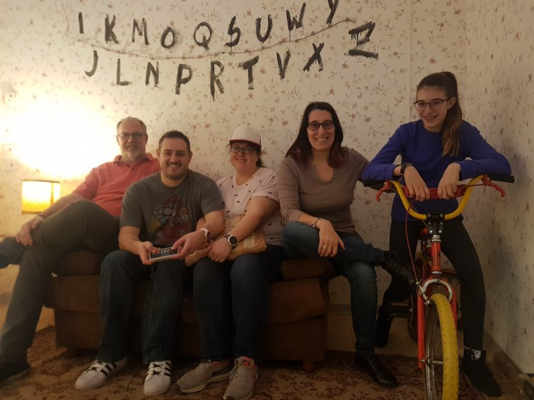 Stranger Things Escape Game